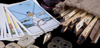 Divination methods
